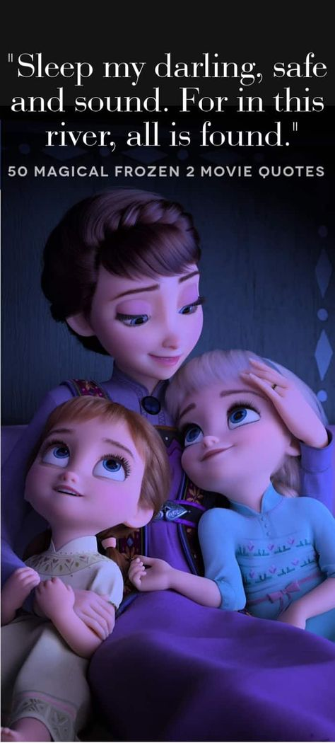Frozen 2 Quotes: The Best Lines From Your Favorite Characters