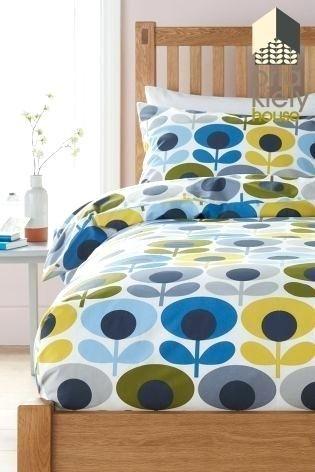 Orla Kiely Duvet Flower Oval Marine Cover For The Home Sets John Lewis Super King Home Duvet Covers Duvet