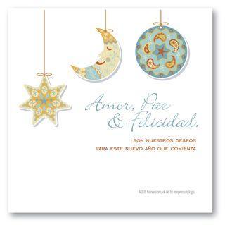 Adornos Tarjetas Para Navidad Y Fin De Año Tarjeta Fin