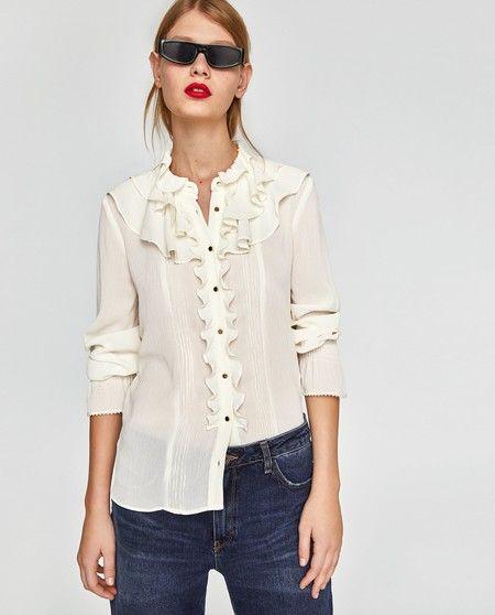 Vagabundo Meloso varilla  Nueva colección de Zara: 23 imprescindibles | Moda zara, Blusas de moda,  Blusas zara