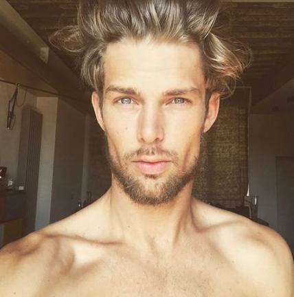 20 Ideas Hair Blue Men Male Models Blonde Guys Blonde Male