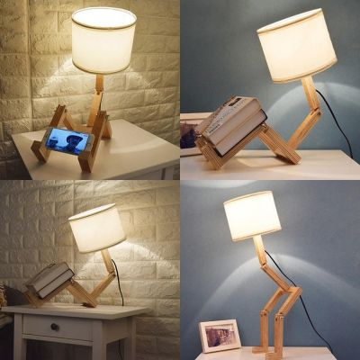Pin On Wooden Table Lamps