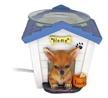 Dog House Blues Electric Oil Warmer With Images Electric Oil