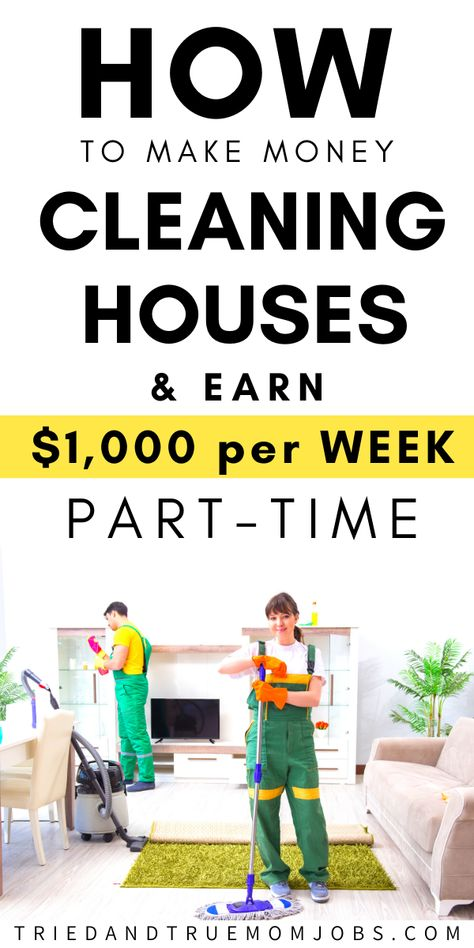 How to Start A Cleaning Business and Earn $1,000 per Week in 2020