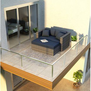 Outdoor Daybeds You Ll Love Wayfair Patio Daybed Patio Lounge Furniture Outdoor Daybed
