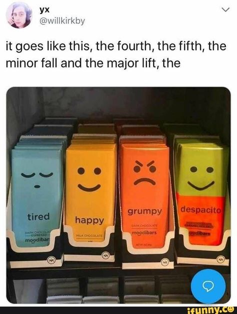 it goes like this, the fourth, the fifth, the minor fall and the major lift, the – popular memes on the site iFunny.co #seasons #animalsnature #goes #fourth #fifth #minor #fall #major #lift #pic