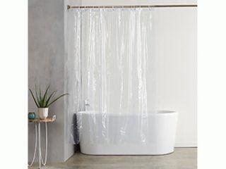 Top 10 Best Mildew Resistant Shower Curtain Liner With Images Plastic Shower Curtain Vinyl Shower Curtains Plastic Curtains