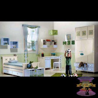 أرقى دهانات غرف نوم اطفال 2021 Loft Bed Home Decor Decor