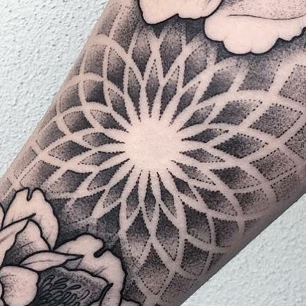 Search inspiration for a Geometric tattoo.