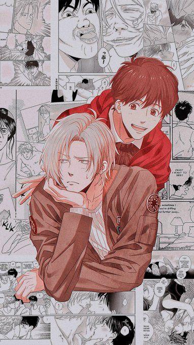 Wallpaper Animes, Fish Wallpaper, Cute Anime Wallpaper, Animes Wallpapers, Cartoon Wallpaper, Cute Wallpapers, Anime Boys, Otaku Anime, Manga Anime