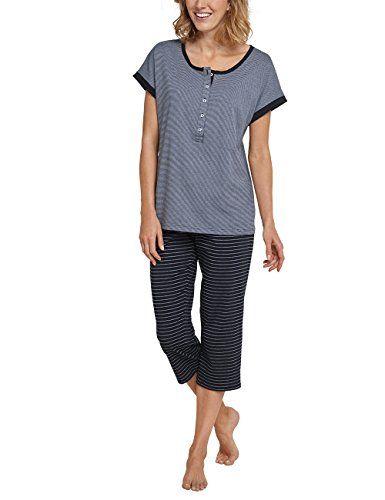 Schiesser Nachthemd Lang Haut de Pijama Homme