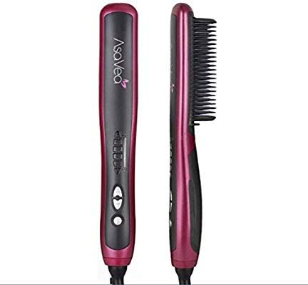 : Hair Straightening Brush 2, Anti scald Patented