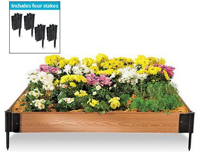 Gardenline Raised Garden Bed Beds