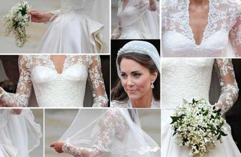 Bouquet Sposa Kate Middleton.Bouquet Principessa D Inghilterra Cerca Con Google Abiti Da