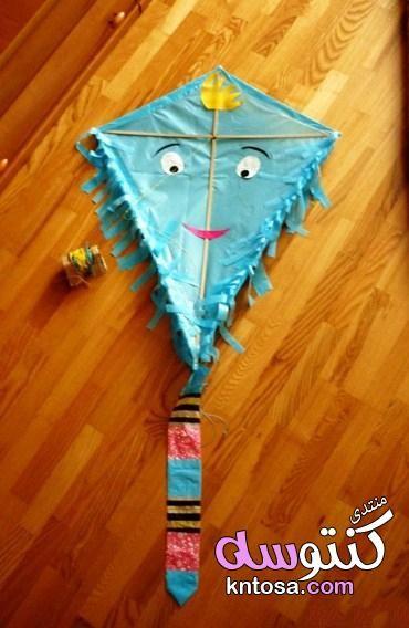 كيف تصنع طائرة ورقية بالخيط Bikinis Umbrella