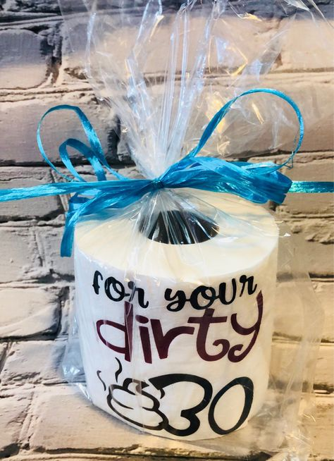 Excited to share this item from my shop: Dirty Thirty Birthday; 30 Birthday Gifts, 30th Birthday Cakes For Men, Husband 30th Birthday, 30th Birthday Ideas For Women, Surprise 30th Birthday, Thirty Birthday, 30th Party, 30th Birthday Parties, 60th Birthday