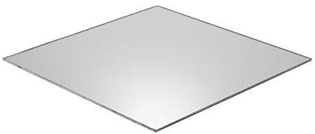 Amazon Com Mifflin Cast Plexiglass Sheet Opaque Black 1 Piece 24 X24 0 118 1 8 In Thick Acrylic Plexiglass Sheets Clear Plastic Sheets Cast Acrylic