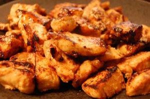 طريقة عمل شيش طاووق بالفرن طريقة Recipe Chicken Kabob Recipes Shish Tawook Cooking
