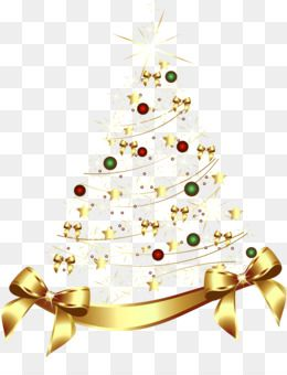 Creative Golden Christmas Tree Christmas Tree Clipart Lace Christmas Tree Christmas Tree Star