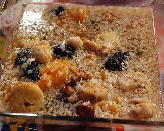طريقة عمل خشاف رمضان للشيف هاله فهمي 1 رمضان 2019 مطبخ أتوسه على قد الايد Food Breakfast Oatmeal