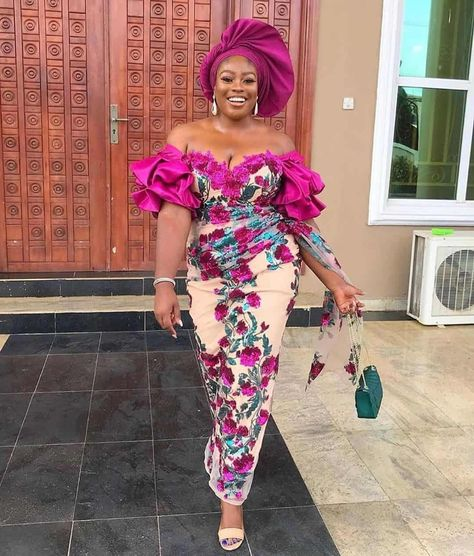 15 Owambe Styles For Ladies (October Edition)