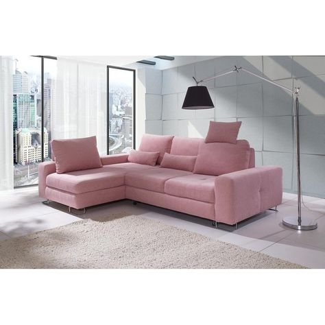 Awesome Asti Sectional Sofa Right Facing Pink In 2019 Sectional Beatyapartments Chair Design Images Beatyapartmentscom