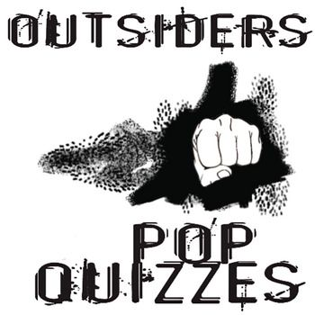 The Outsider Pop Quizze Comprehension Check Exit Ticket Use These 12 Simple However You Thi Or That Question Essay Outsiders And Answers