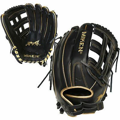 Miken Gold Pro Series 14 Pro140 Bg Slowpitch In 2020 Baseball Shoes Football Helmets Louisville Slugger