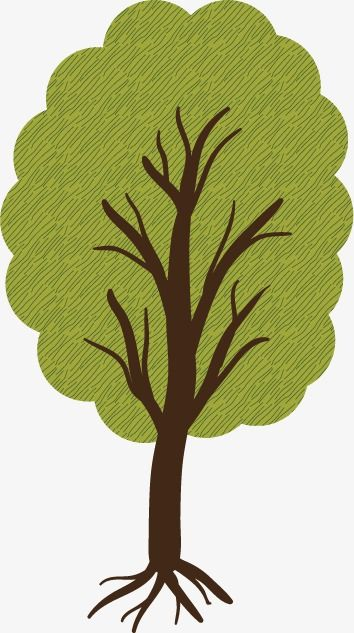 Cartoon Tree Cartoon Trees Cartoon Tree Painting