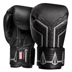 Black Panther Hero Elite Boxing Gloves In 2020 Boxing Gloves Gloves Mma Gloves
