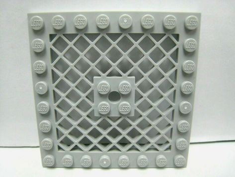 LEGO Light Bluish Gray 8x8 Plate Piece