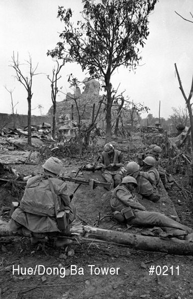 the tet offensive occurred during which war