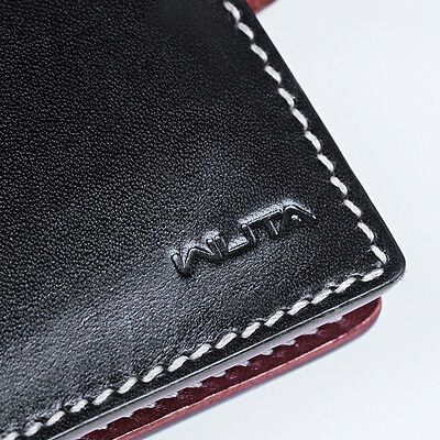 Wuta Men S Bifold Wallet Purse Card Cash Receipt Holder Leather Template 967 Bifold Wallet Men Bi Fold Wallet Purse Wallet