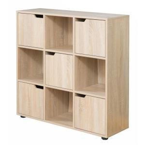International Concepts 30 In Unfinished Wood 4 Shelf Unfinished Accent Bookcase Sh 14830 The Home Depot In 2020 Wooden Organizer Shelves Furniture Prices