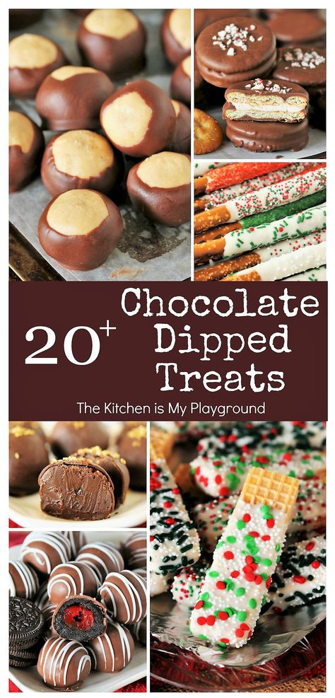 Decadent Chocolate, Delicious Chocolate, Chocolate Flavors, Chocolate Desserts, Easy Christmas Treats, Christmas Foods, Christmas Recipes, Christmas Cookies, Holiday Recipes