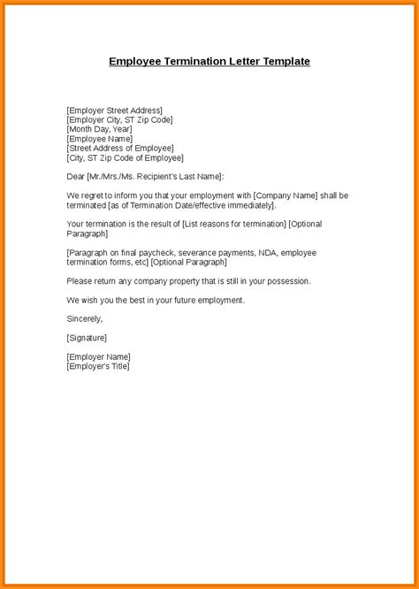 service invoice template word download freememo templates memo - letter of termination