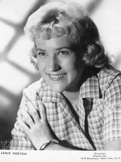 Jamie Horton - real name Gayla Peevey - She sang as a small child ...
