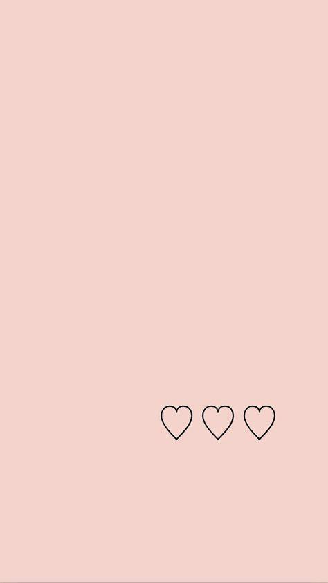 Pin By Sofia Margarita On Fondos Y Filtros De Instagram Simple Iphone Wallpaper Plain Wallpaper Iphone Blush Wallpaper
