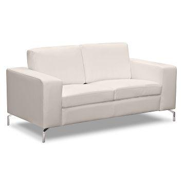 Astounding American Signature Furniture Casino Leather Loveseat Short Links Chair Design For Home Short Linksinfo