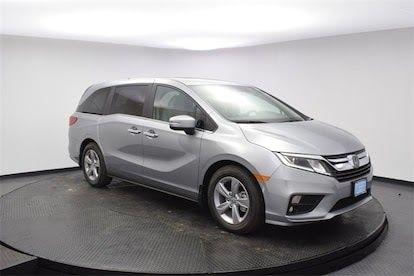 2020 Honda Odyssey Sport