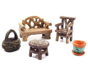 Summer Clearance Weekly Deals Big Lots Fairy Garden Kit Fairy Garden Furniture Fairy Furniture
