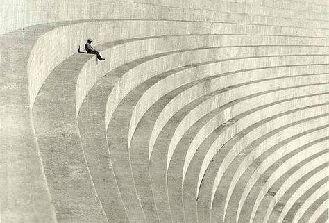 The Thinker, 1930. by Hiromu Kira