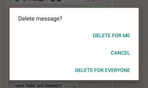 خدعة مبتكرة من خلالها تستطيع قراءة رسال الواتساب حتى إن تم حذفه