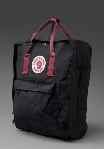 Fjallraven Kanken Classic Backpack NEED!