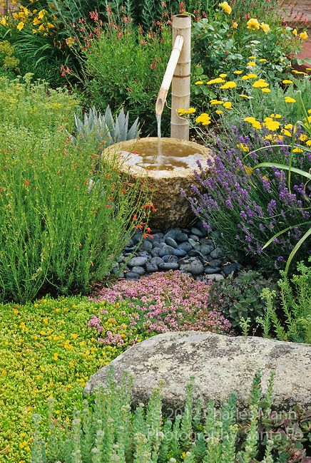 A Water Saving Xeriscape Design By Monica Hellweggen And Azul Cobb Of  Carlotta From Paradise, In Santa Fe, NM, Features A Number Of Drought.
