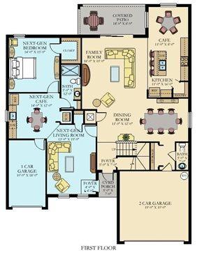 f850cc63f1944b2df4fabcdff75ebd8f - Merrill Gardens Champions Gate Floor Plans