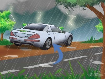 How to Avoid Getting Hit by Lightning -- via wikiHow.com