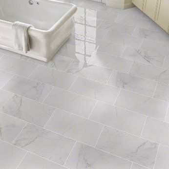 Pietra 12 X 24 Porcelain Stone Look Wall Floor Tile In 2020 Tile Floor Tile Bathroom Bathroom Flooring