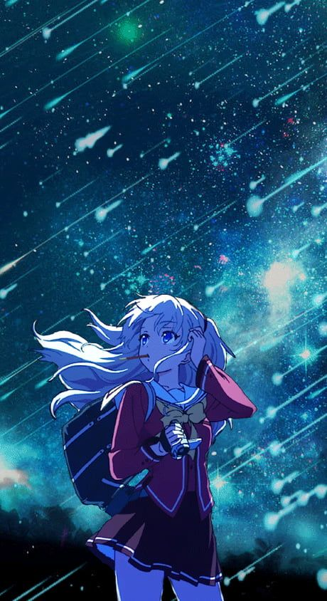 Nao Tomori Charlotte Charlotte Anime Anime Characters Anime Wallpaper Charlotte anime mobile wallpaper