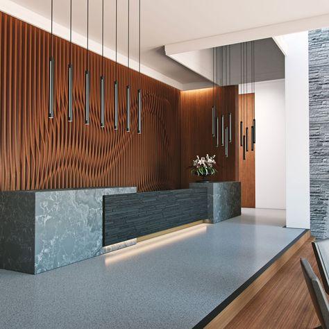 Law Office Design, Office Reception Design, Modern Reception Desk, Office Interior Design, Medical Office Interior, Hotel Reception Desk, Lobby Reception, Workplace Design, Architecture Design Concept